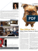 Life Gold Coast Issue 295 - Office Pets