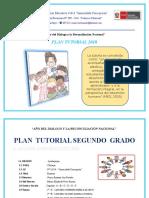 Plan Tutorial de Segundo Grado 2018