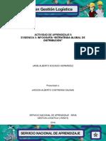 """Actividad 8-Evidencia 3 Infografía """"Estrategia Global de Dis"""