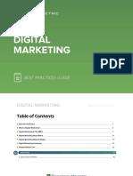 Digital Marketing Best Practices Guide