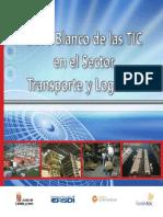 Libro Blanco de Las TIC en El Sector Transporte y Logística