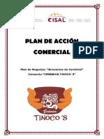 Plan de Accion Comercial_ Artesanias de Cerámica