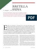 La Carretilla Alfonsina- Gabriel Zaid