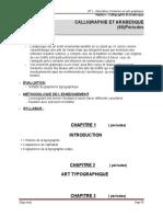 Calligraphie Et Arabesque Bt1_l_b2