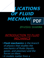 Applications of Fluid Mechanics 1