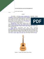 Tugas Gitar