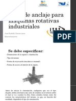 Tipos de Cimentaciones Para Naves y Maquinas Industriales.