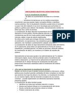 Pagina Web Sobre visualizacion de datos