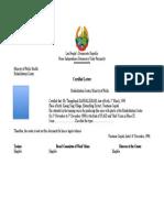 Certified letter.doc
