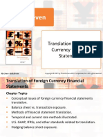 Week Seven - Translation of Foreign Currency Financial Statements.ppt