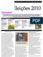 Manifesto Nigs Eleicoes 2010 Numero3