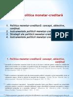 Tema-4 Polit Monrtar