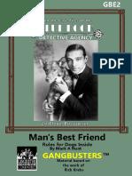Gangbusters - GBE2 Man's Best Friend