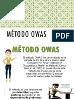 Método OWAS