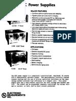 EMI-SCR Series Datasheet