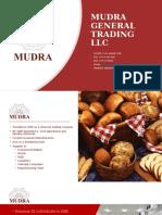 Mudra Presentation - L