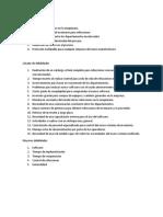 Fortalezas y Debilidades TPM/ODOO
