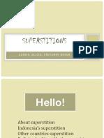 GAC001 - Supersitition Powerpoint (Task)