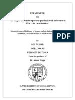 Term Paper Mdfaisal_05