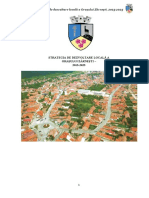 Strategia Dezvoltare Locala Zarnesti