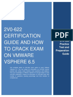 2V0-622 Certification Guide and How to Crack Exam on VMware vSphere 6.5