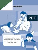 Bahasa Indonesia SD-MI Kelas 3. Pelajaran 6