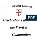 Celebrations of without a preist service.docx