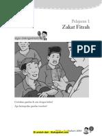 Bab 1 Zakat Fitrah