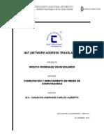 A13 Reporte de NAT