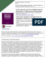 International Journal of Mathematical Education Volume 45 issue 1 2014 [doi 10.1080%2F0020739X.2013.790508] Ní fhloinn, Eabhnat; Bhaird, Ciarán Macan; Nolan, Brien -- University students' perspectives.pdf