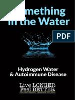Autoimmune Water Book