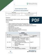 Agenda 2do Encuentro Setiembre 2018.Docx