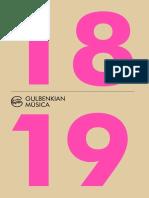 Temporada Gulbenkian