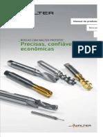 Handbook de ferramentas para usinagem