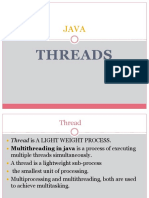JAVA - Threads 1.9