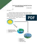 Peranan Mangrove Dan Lamun Sebagai Komponen Penyusun Ekosistem Perairan