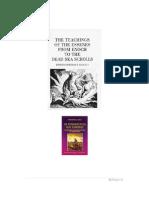 OS ENSINAMENTOS DOS ESS�NIOS - De Enoque aos Manuscritos do Mar Morto