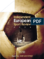 Independent European Sport Review