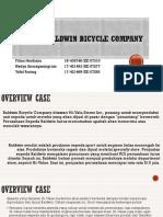 Baldwin Bicycle Company