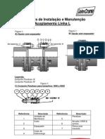 LinhaL Instrucoes de Instalacao e Manutencao