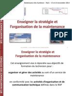 5166 8 s9 Strategie Et Organisation Maintenance Pdenis