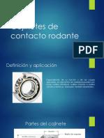 Cojinetes de Contacto Rodante 3