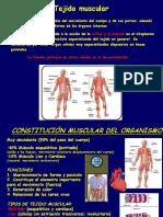 8.-Histología. Tejido Muscular