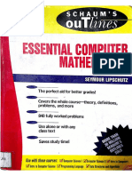 Seymour Lipschutz - Essential Computer Mathematics - 1982.pdf