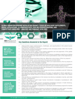 Human Microbiome Modulators Market