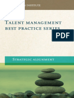 Best Practices Strategic Alignment