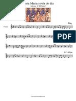 Santa Maria strlla do dia alfonso X flauta dulce.pdf