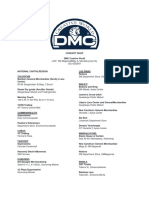 DMC List of stores