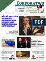 Jornal Corporativo Edição de 6 de Dezembro de 2018