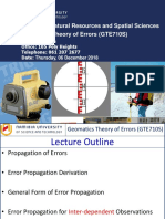 007 Unit05-Propagation of Errors